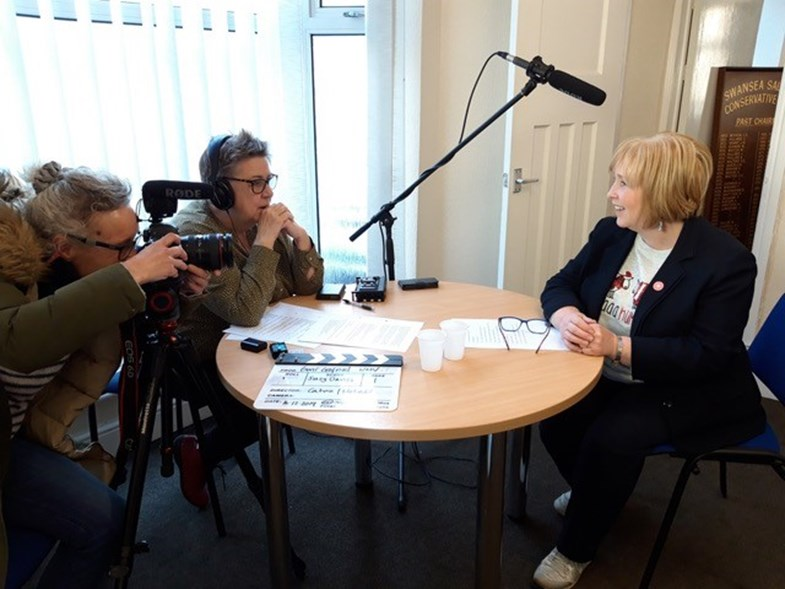 Suzy Davies MS interview